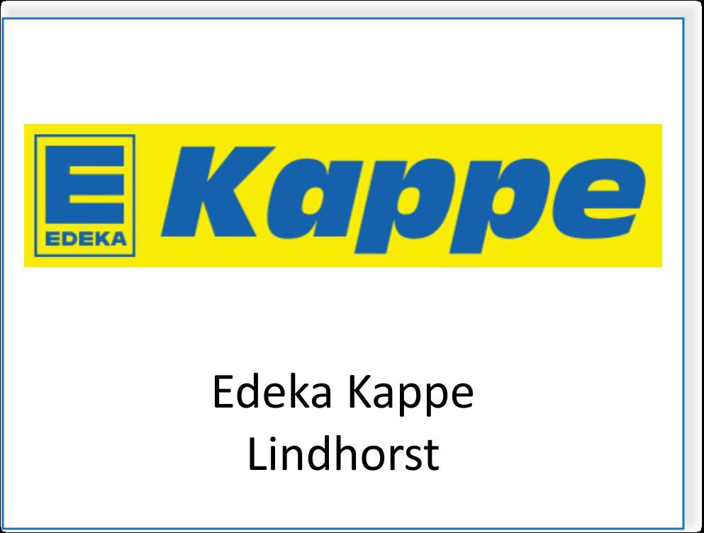 Edeka Kappe in Lindhorst