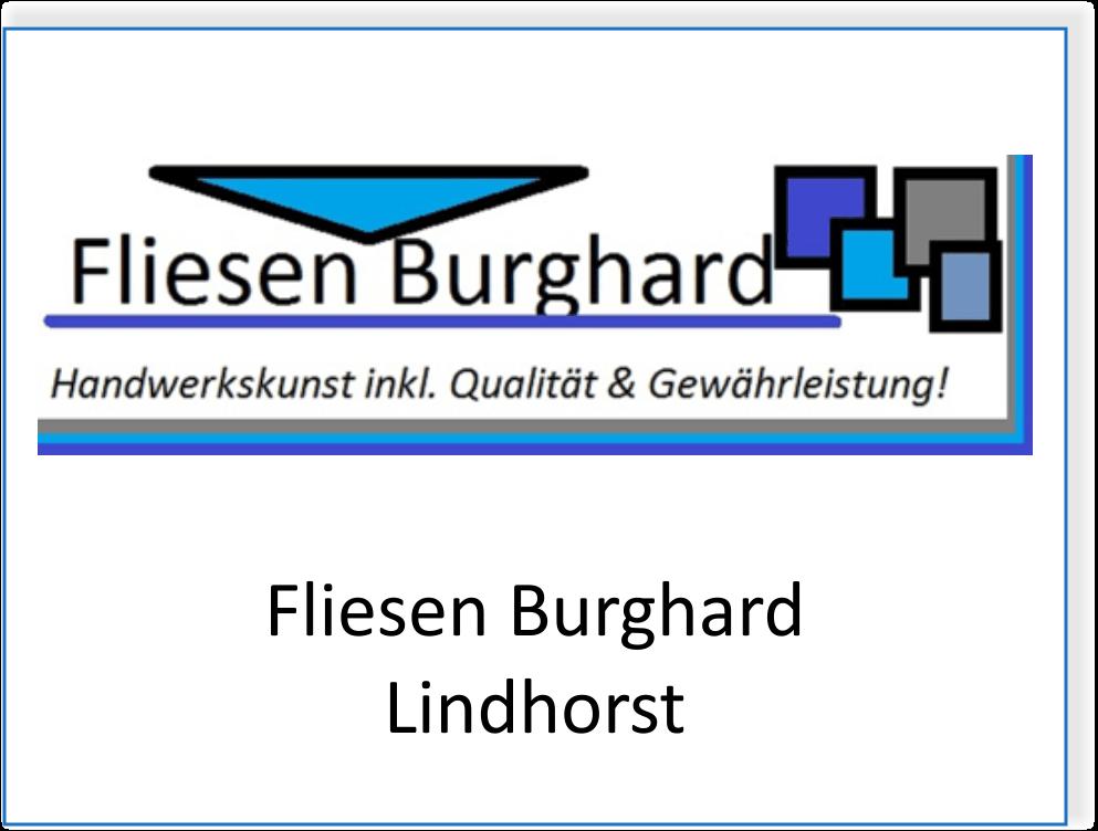 Fliesen Burghard in Lindhorst