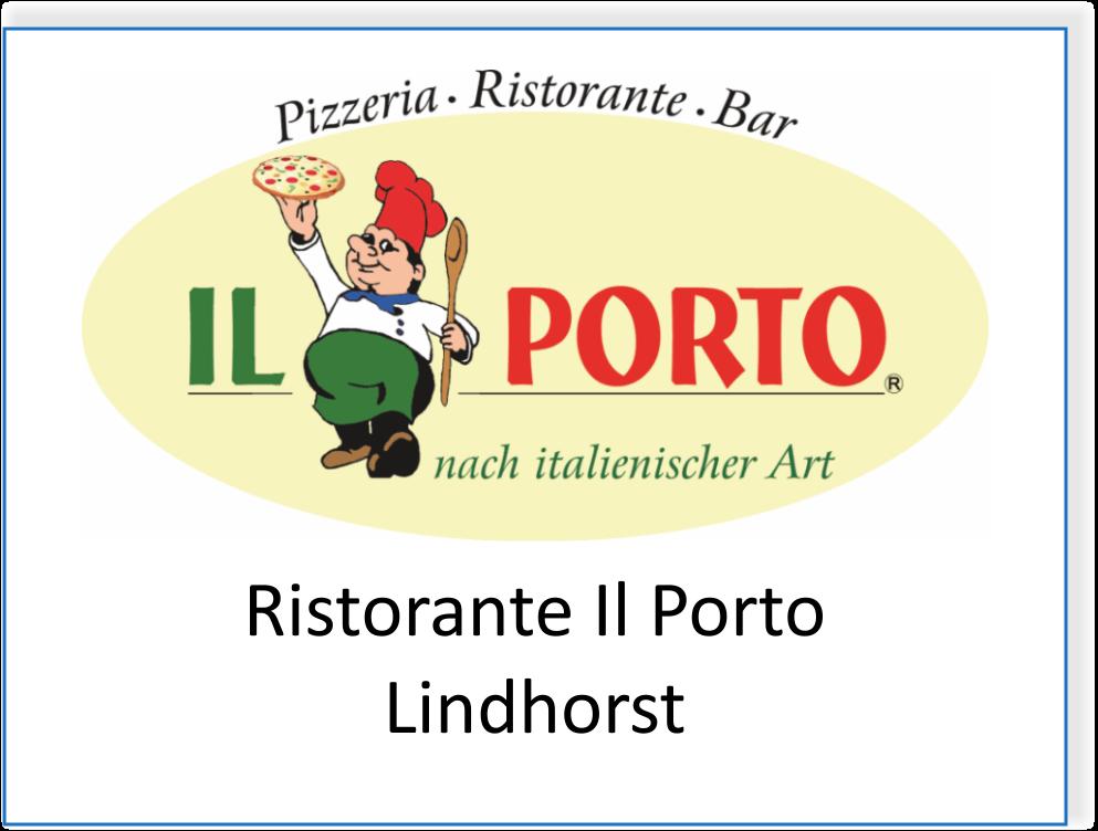 Ristorante Il Porto in Lindhorst