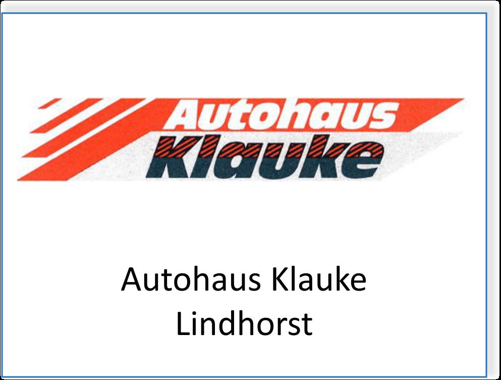 Autohaus Klauke in Lindhorst