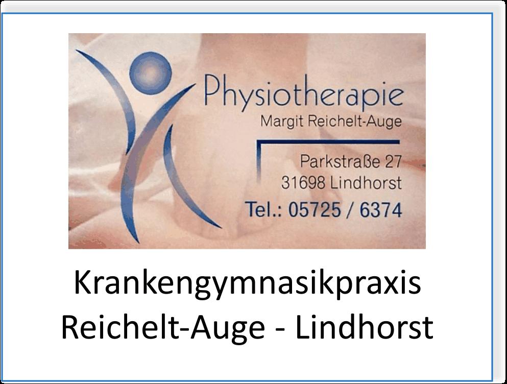 Krankengymnastikpraxis Reichelt-Auge in Lindhorst